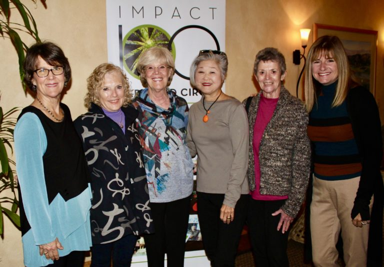 2020 Impact 100, Redwood Circle, Executive Leadership Team